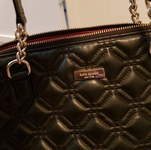 kate spade Bags - Kate Spade quilted large leather bag